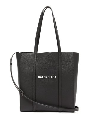 Balenciaga b. xs leather cross-body bag