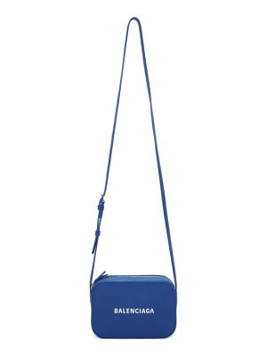 Balenciaga blue xs everyday camera bag