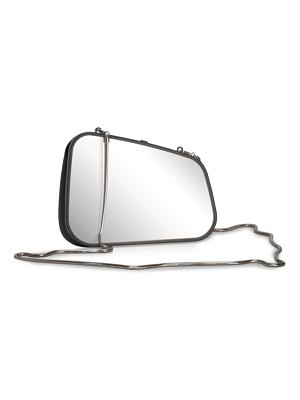 Balenciaga Car Mirror Convertible Clutch
