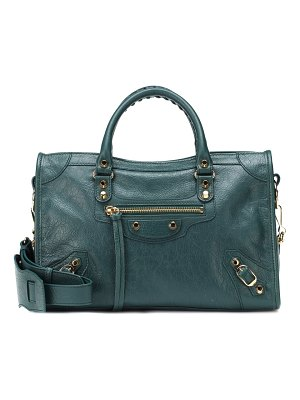 Balenciaga Classic City S leather shoulder bag