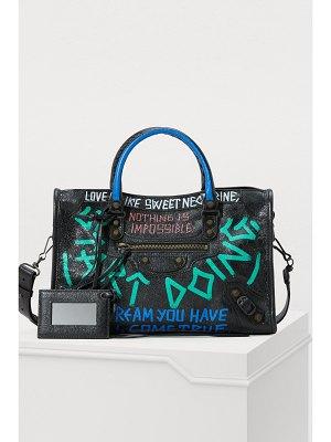 Balenciaga Graffiti City handbag
