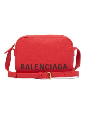 Balenciaga ville xs leather cross body bag