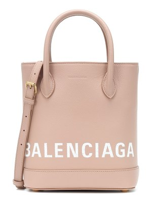 Balenciaga Ville XXS leather tote