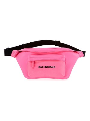 Balenciaga Wheel Nylon Belt Bag