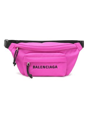 Balenciaga wheel s belt bag