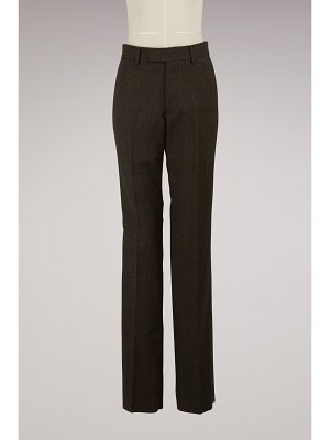 Balenciaga Wool pants