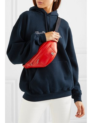 Balenciaga xs leather belt bag