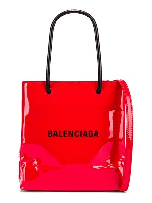 Balenciaga xxs shopping tote bag