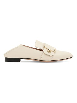 Bally 10mm maelle 608 leather loafers