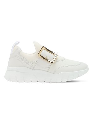 Bally 30mm brinelle leather slip-on sneakers