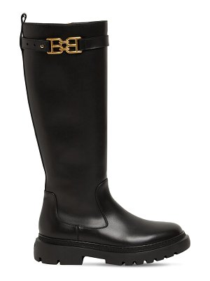 Bally 30mm gaila leather tall boots