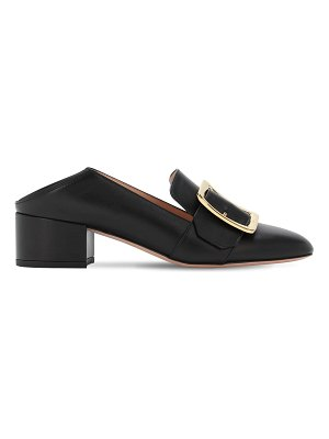 Bally 40mm janelle leather pumps