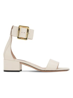 Bally 40mm janise leather sandals