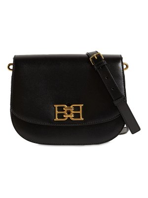 Bally Beckie b-chain leather shoulder bag