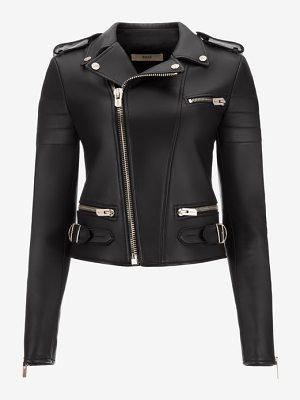 Bally Nappa Leather Jacket