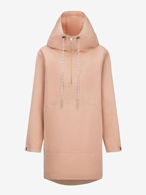 Bally Oversized Bonded Anorak