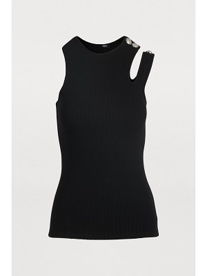 Balmain Asymmetric top