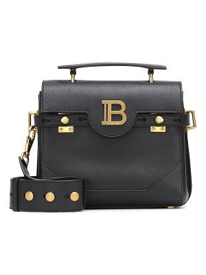 Balmain b-buzz 23 leather tote