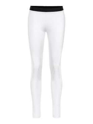 Balmain jersey leggings