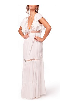 Band of Gypsies all you need is love maxi dress