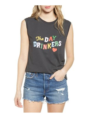 BAN.DO ban. do the day drinkers muscle tank