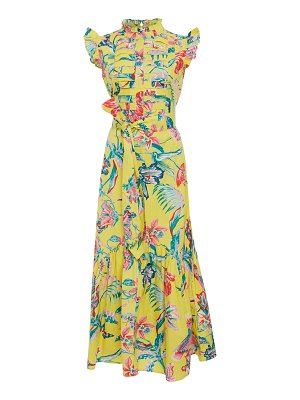 Banjanan amazon printed maxi dress
