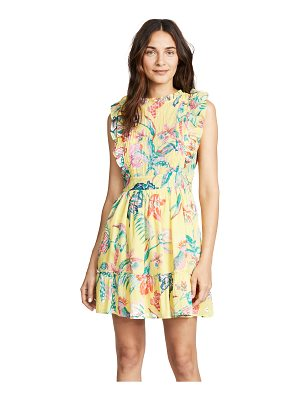 Banjanan hyacinth mini dress