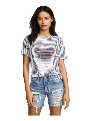 Banner Day riviera towns t-shirt