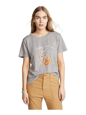 Banner Day tiger tee