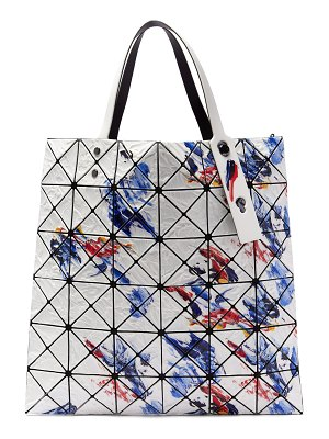 Bao Bao Issey Miyake Lucent PVC paint-effect tote