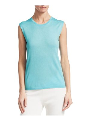 Barbara Lohmann bea sleeveless top