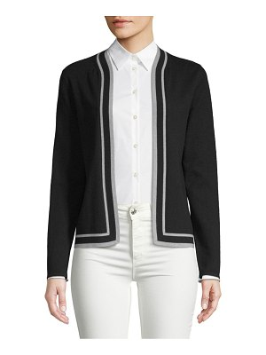Barbara Lohmann Desiree Knit Cashmere Cardigan