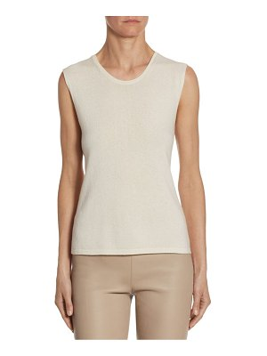 Barbara Lohmann One Cashmere Sweater Tank Top
