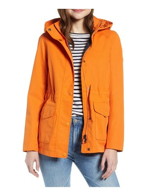 Barbour backshore waterproof hooded raincoat