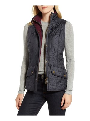 Barbour cavalry quilted vest