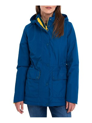 Barbour crest waterproof raincoat