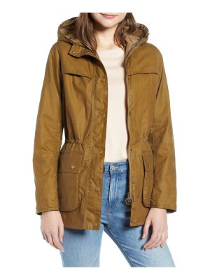 Barbour durham lightweight wax cotton jacket