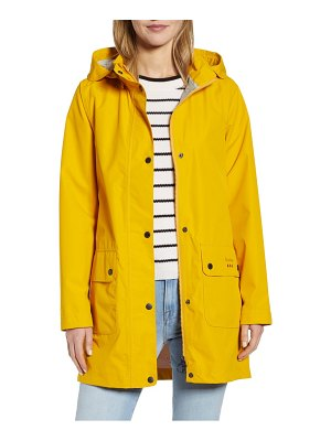 Barbour inclement waterproof hooded jacket