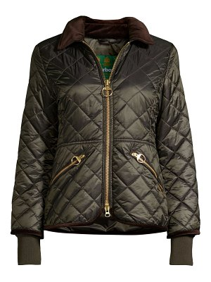 Barbour ladies icons liddesdale quilted jacket