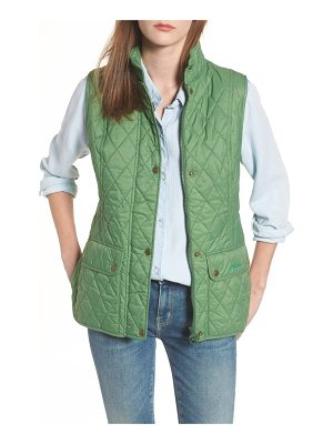 Barbour otterburn water resistant quilted gilet