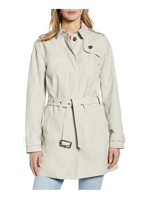 Barbour quarry waterproof trench coat