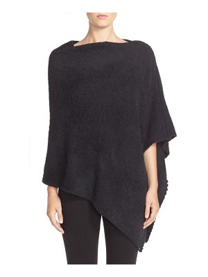 Barefoot Dreams barefoot dreams boatneck cozychic poncho