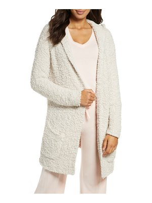 Barefoot Dreams barefoot dreams boucle knit hooded cardigan