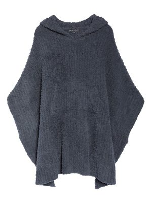 Barefoot Dreams barefoot dreams cozychic ribbed hooded poncho