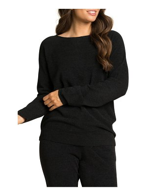 Barefoot Dreams barefoot dreams cozychic(tm) ultra lite rolled neck pullover