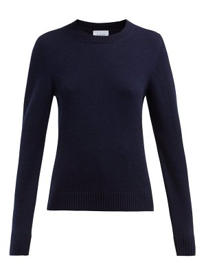 Barrie Arran Pop Cashmere Blend Sweater