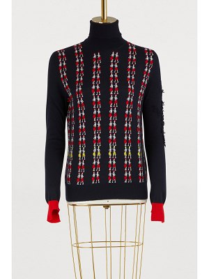 Barrie Cashmere turtle neck sweater
