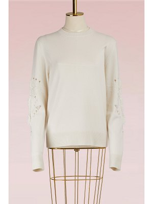 Barrie Romantic Cashmere Sweater