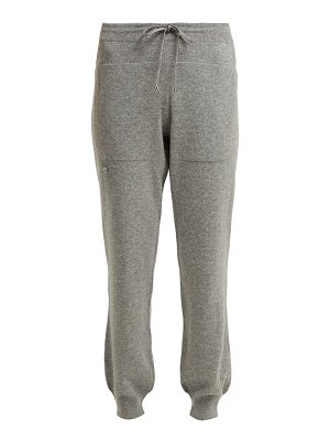 Barrie Romantic Cashmere Track Pants
