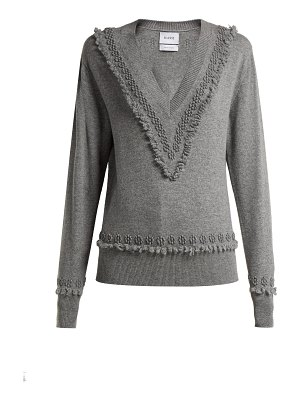 Barrie Romantic Timeless cashmere sweater